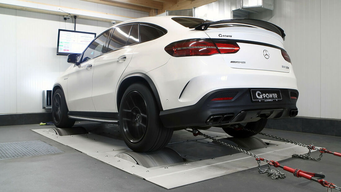 09/2019, G-Power Mercedes-AMG GLE 63 S Coupé