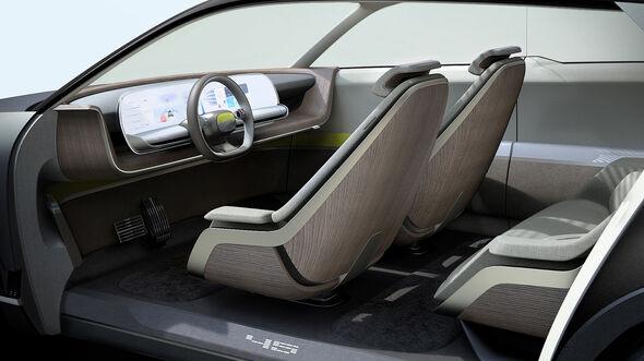 09/2019, Hyundai 45 EV Concept