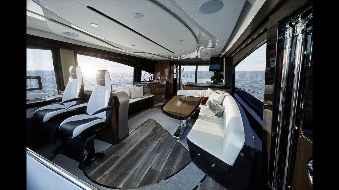 09/2019, Lexus Yacht LY 650
