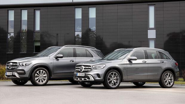09/2019, Mercedes GLC 300 e 4Matic