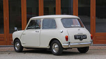 09/2019, Morris Mini von 1968 im Neuwagenzustand