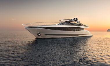 09/2019, Pininfarina-Yacht Princess Y95