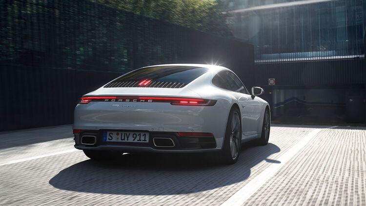 Porsche 911 Carrera 4 Basis,Elfer kommt mit Allrad , auto