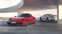 09/2019, Porsche 911 Carrera 4 Coupé und Cabrio