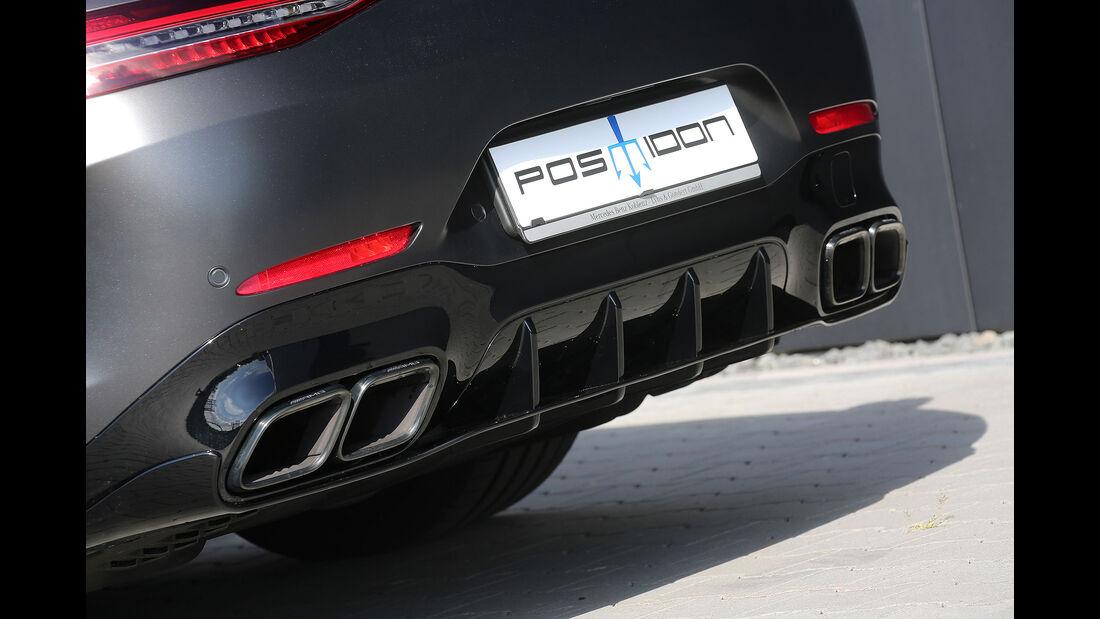 09/2019, Posaidon RS 830 auf Basis Mercedes-AMG GT 63 S 4Matic+ Viertürer