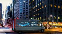 09/2019, Rivian Elektro-Transporter Amazon