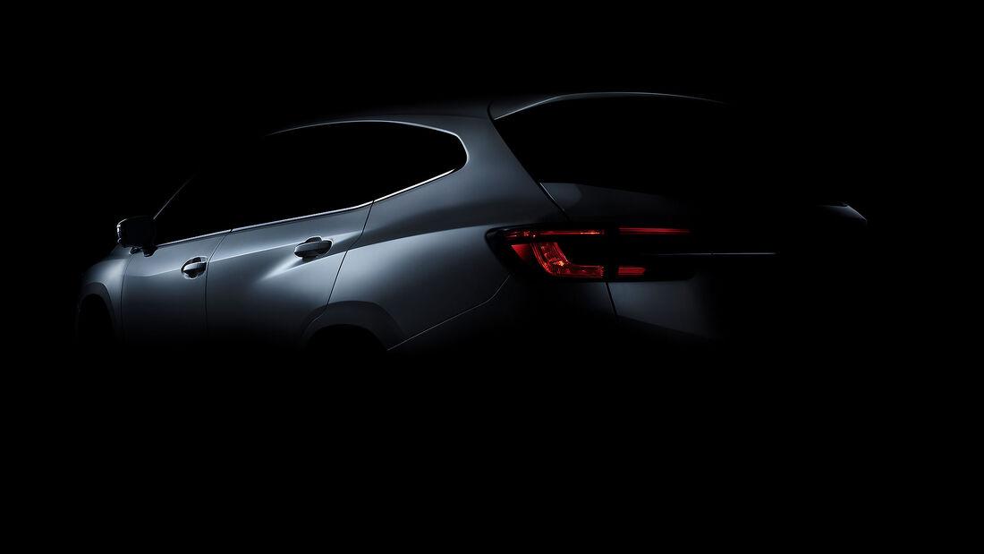 09/2019, Subaru Levorg 2. Generation Teaserbild