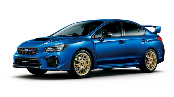 09/2019, Subaru WRX STI EJ20 Final Edition