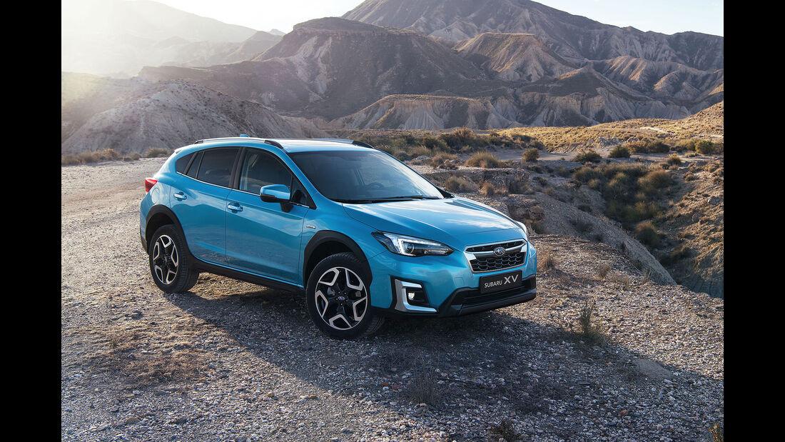 09/2019, Subaru XV mit e-Boxer