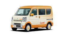 09/2019, Suzuki Combi Every go-anywhere Baby Room