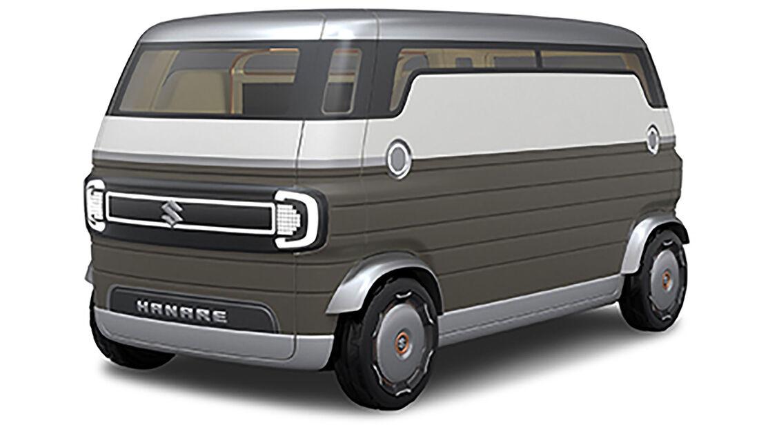 09/2019, Suzuki Hanare