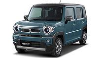09/2019, Suzuki Hustler Concept