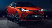 09/2019, Toyota C-HR Facelift Modelljahr 2020