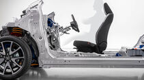 09/2019, Toyota-Kleinwagenplattform GA-B