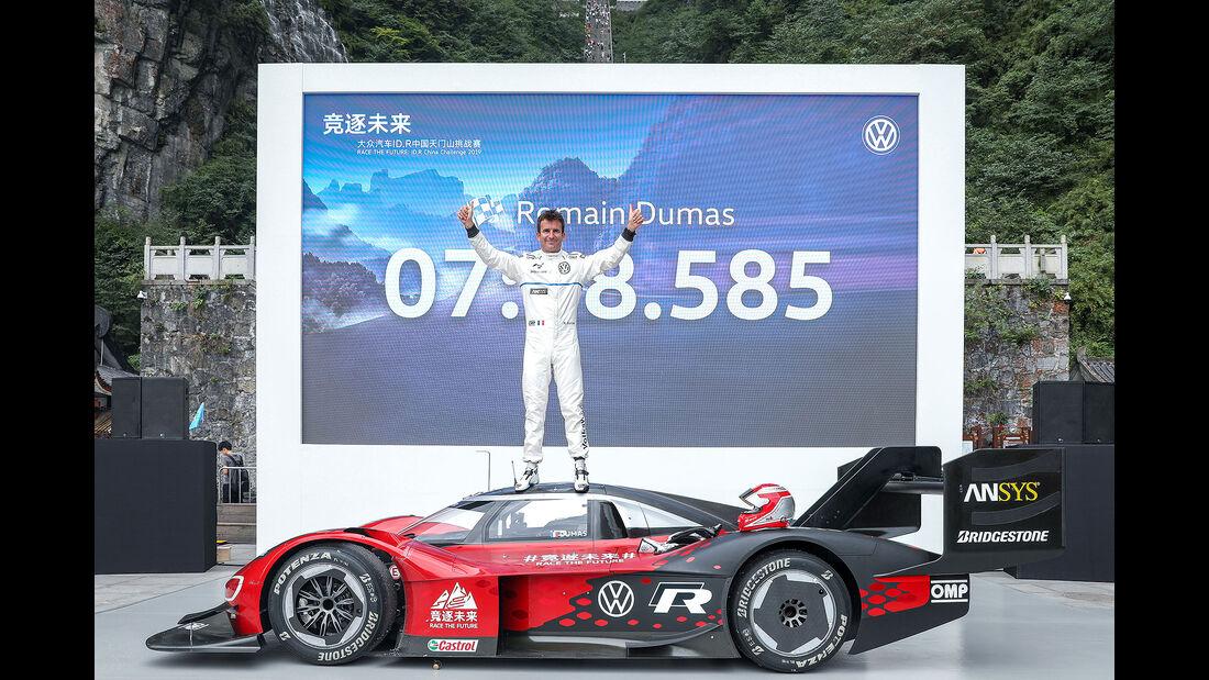 09/2019, VW ID: R Tianmen