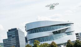 09/2019, Volocopter über Stuttgart
