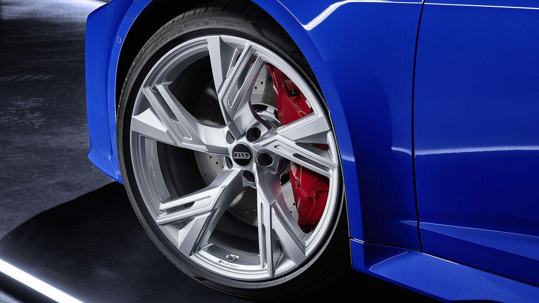 09/2020, 2021 Audi RS 6 Avant RS Tribute edition