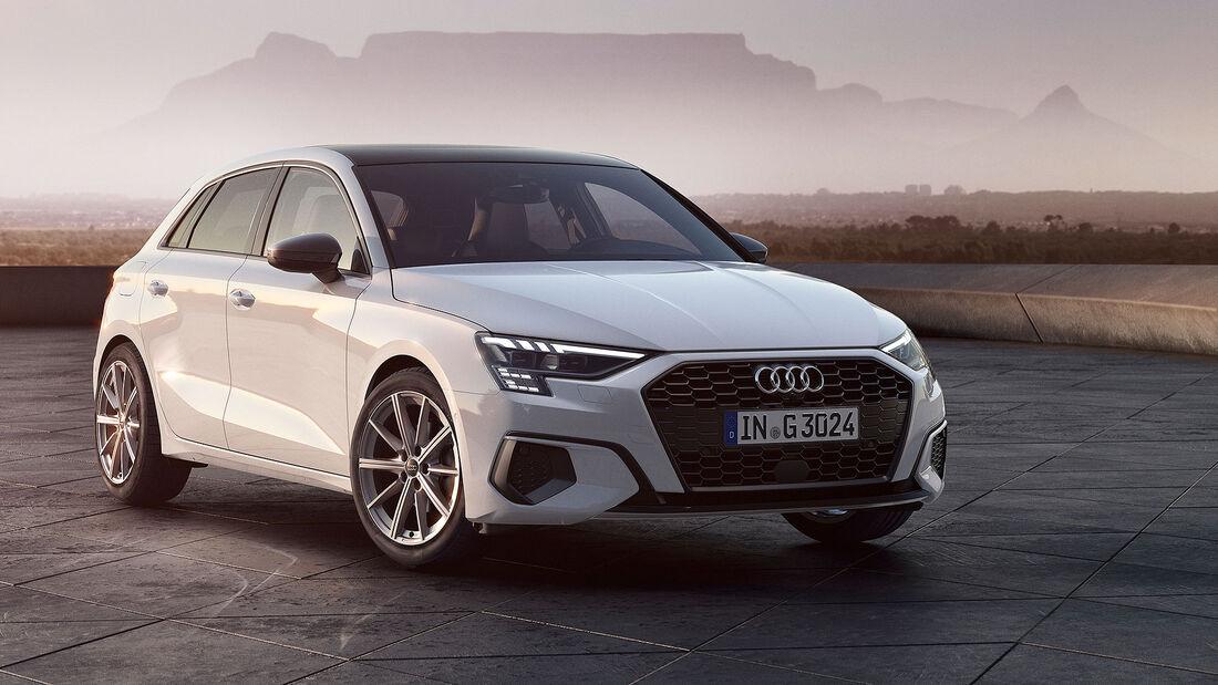 09/2020, Audi A3 Sportback 30 G-Tron