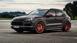 09/2020, Black Box Richter Porsche Cayenne Nebulus