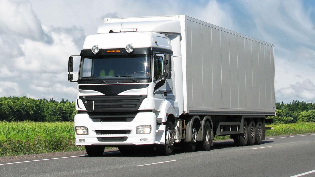 09/2020, Bosch Technologie Lkw-Diesel