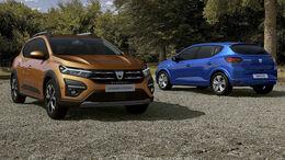 09/2020, Dacia Sandero plus Stepway