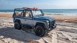 09/2020, E.C.D. Land Rover Defender Project CL