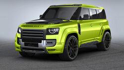 09/2020, Lumma CLR LD Land Rover Defender