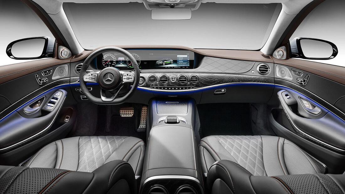 09/2020, Mercedes S-Klasse W 222