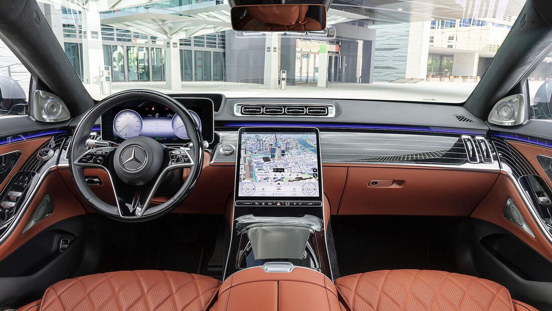 09/2020, Mercedes S-Klasse W 223