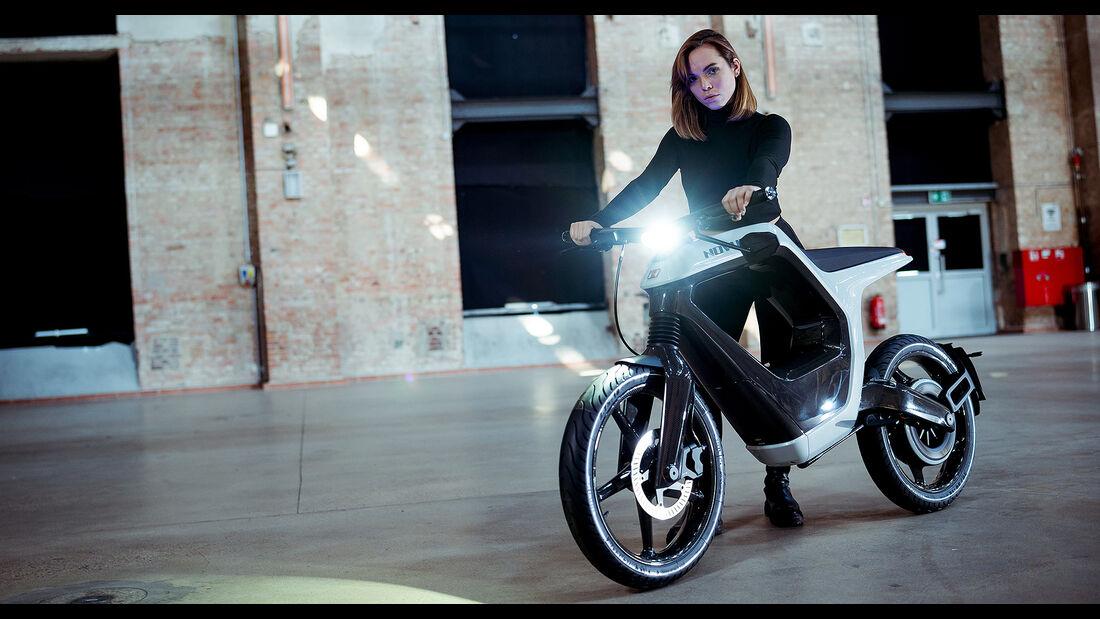 09/2020, Novus E-Bike