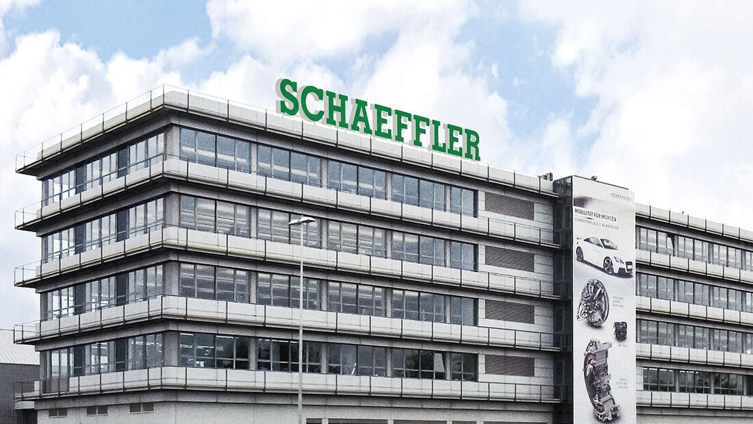09/2020, Schaeffler Standort Bühl