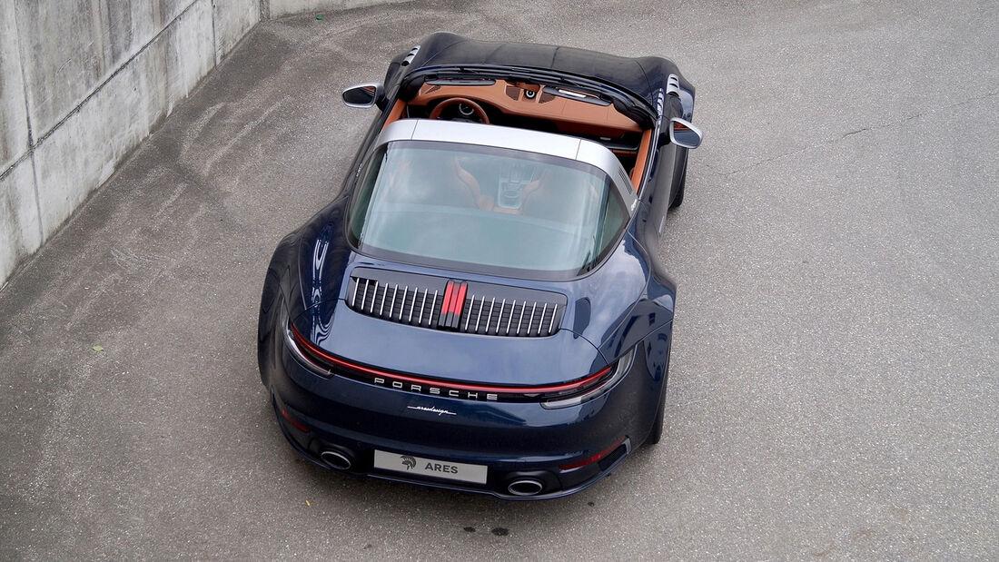 09/2021, Ares Design Porsche 911 (992) Targa