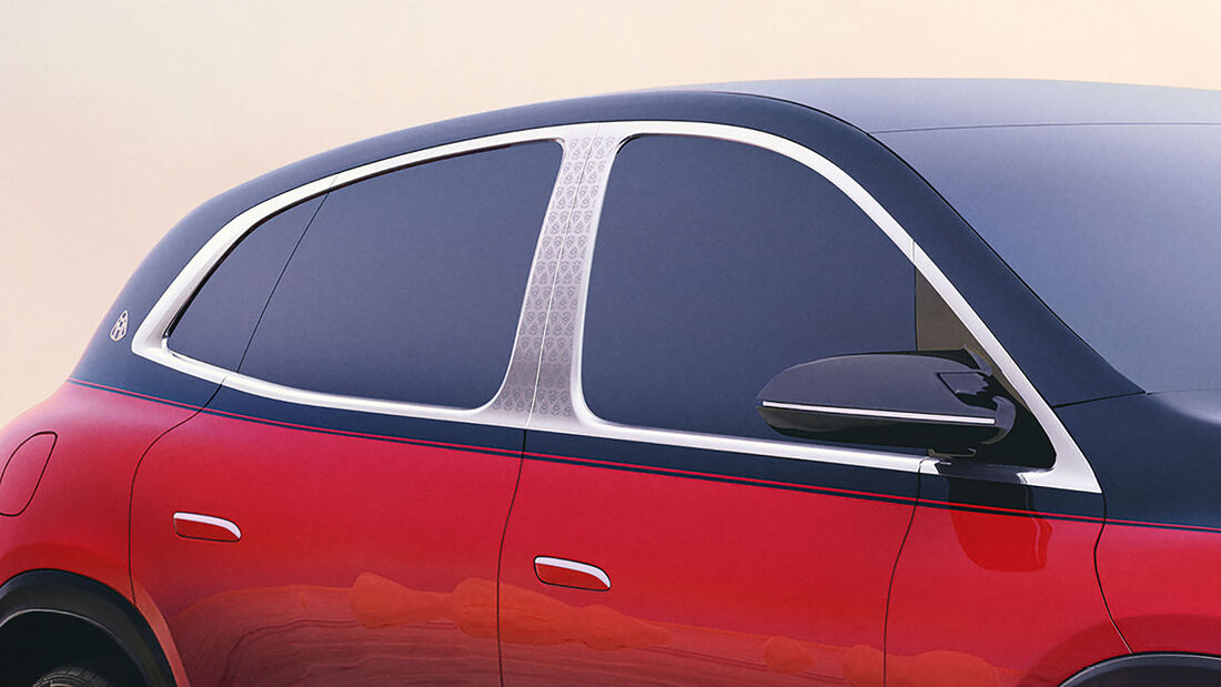 09/2021, Concept Mercedes-Maybach EQS
