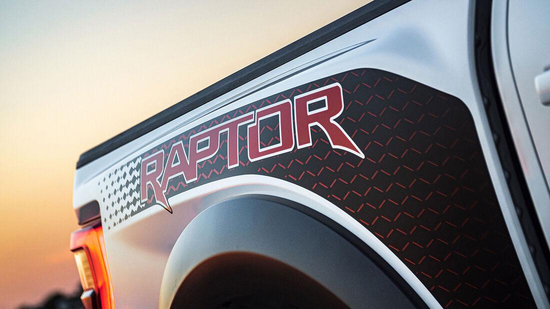 09/2021, Hennessey VelociRaptor 600 auf Basis Ford F-150 Raptor