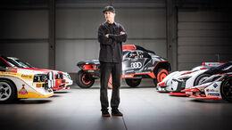 09/2021, Ken Block wechselt zu Audi