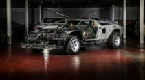09/2021, Lamborghini Countach 5000 S zerlegt