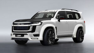 09/2021, Liberty Walk Toyota Land Cruiser 300