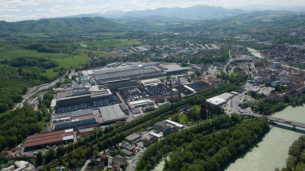 09/2021, Lkw Werk Steyr von Steyr Automotive