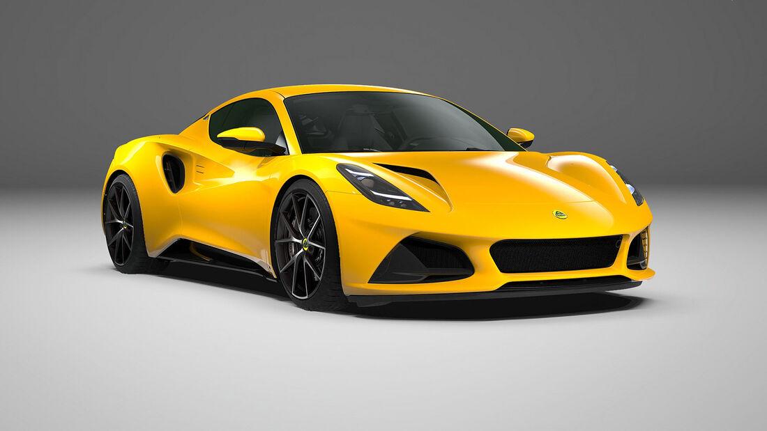 09/2021, Lotus Emira First Edition