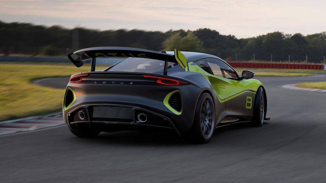 09/2021, Lotus Emira GT4