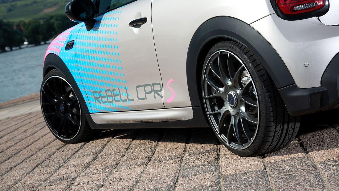 09/2021, Maxi-Tuner.com Rebell CPR S auf Basis Mini Cooper S F56