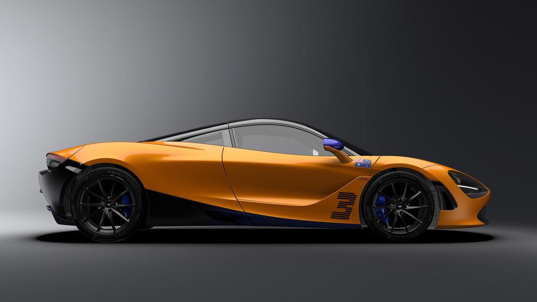 09/2021_McLaren Daniel Ricciardo Edition 720S