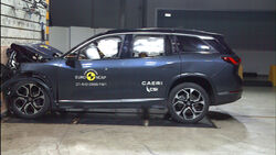 09/2021, Nio ES8 EuroNCAP Crashtest September 2021
