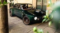 09/2021, Totem Alfa Romeo GT Super