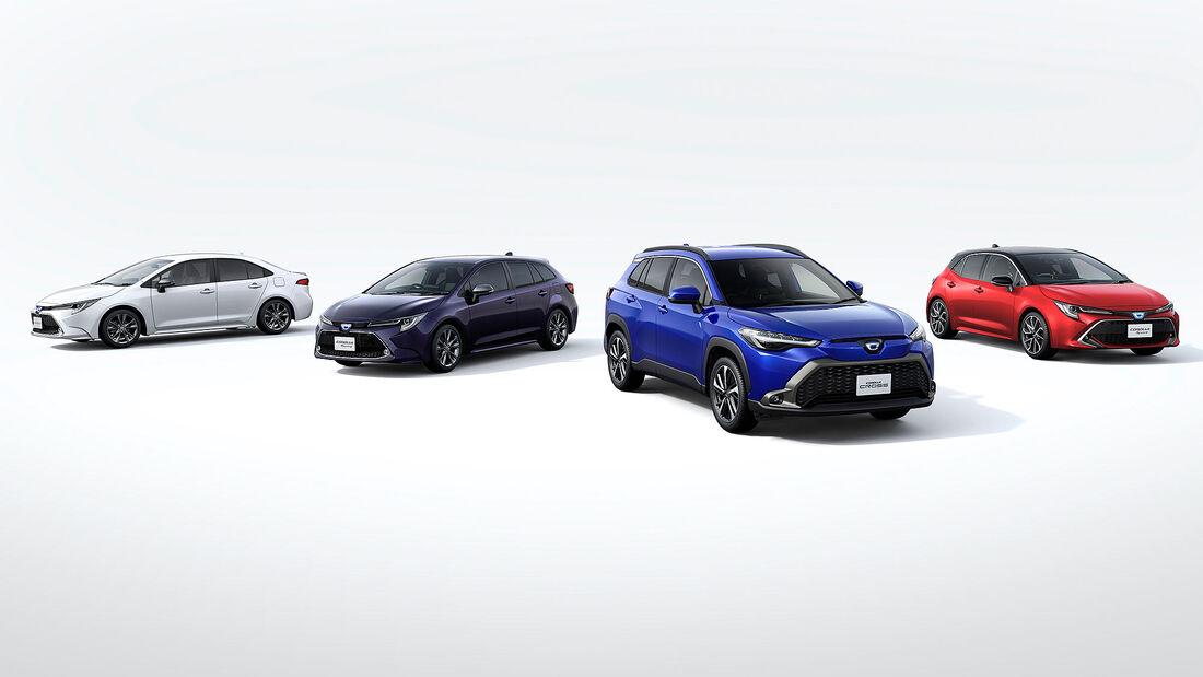 09/2021, Toyota Corolla Cross Japan-Version