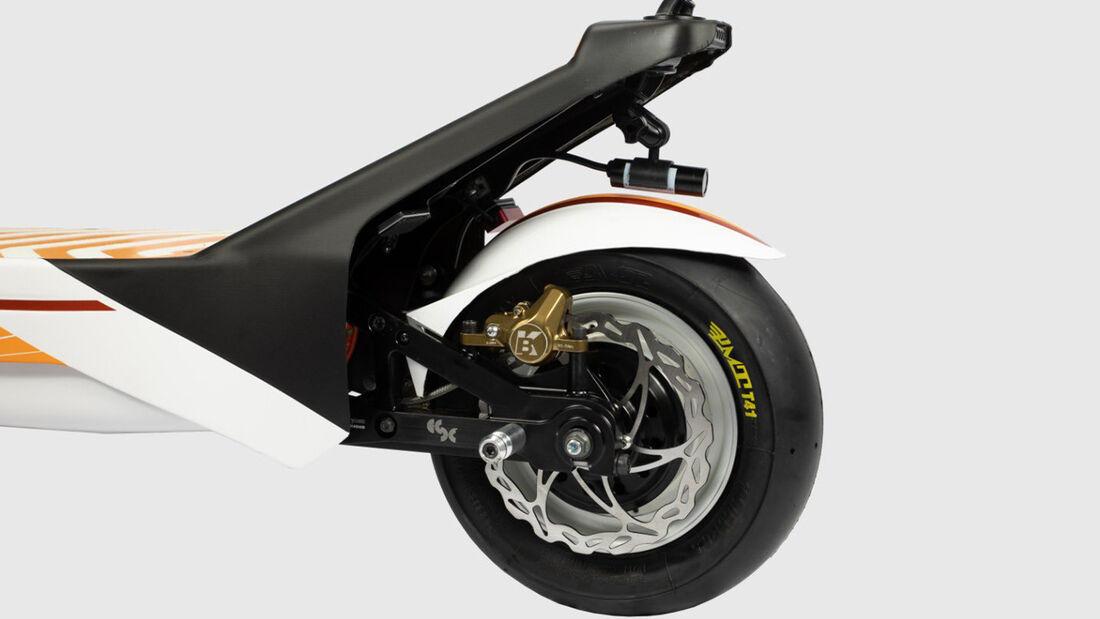 09/2021_YCOM S1-X E-Scooter