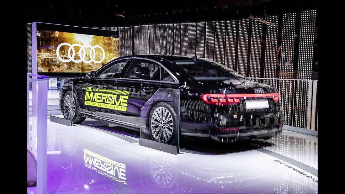 1/2019, Audi CES 2019