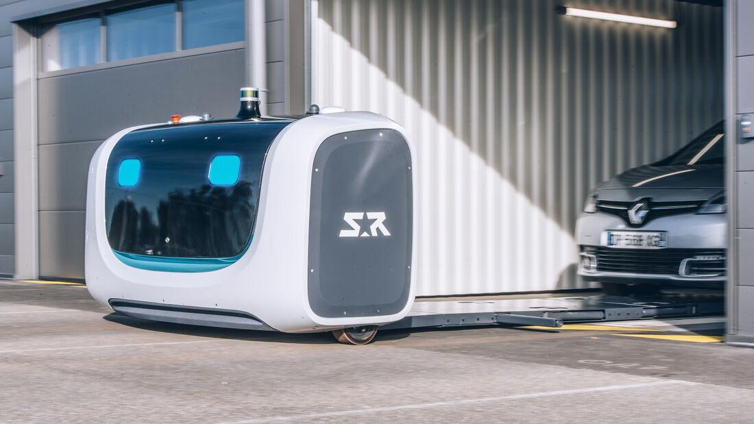 1/2019, STAN Park Roboter