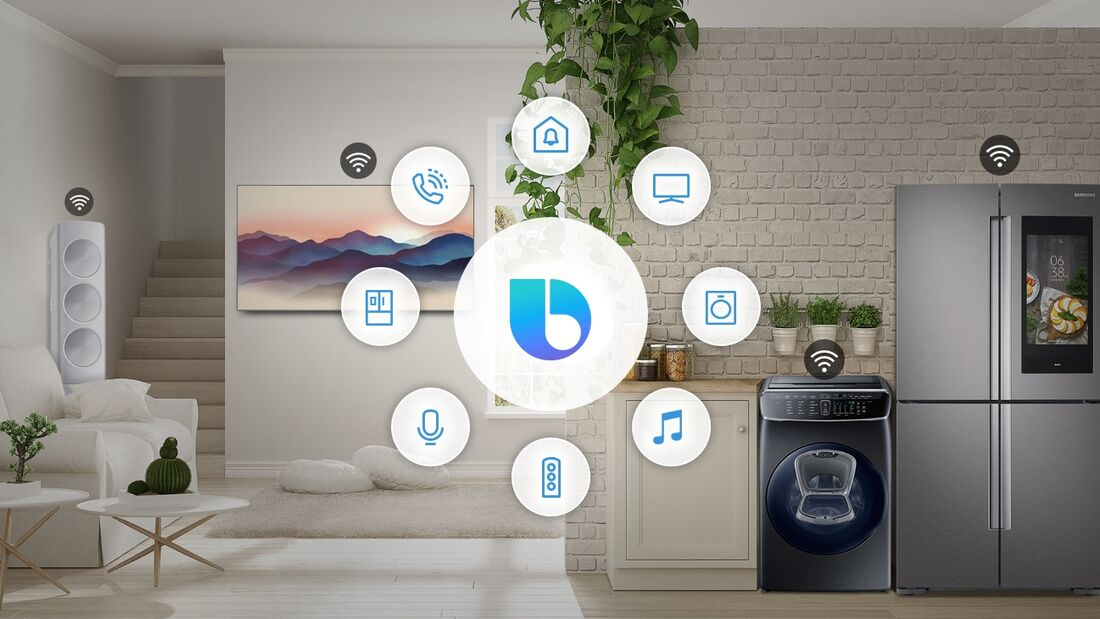 1/2019, Samsung Bixby