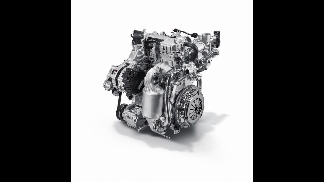 1/2020, Fiat 500 Mild Hybrid